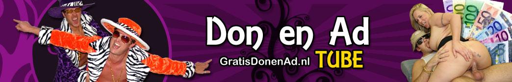 Gratis Don en Ad Porno & Sexfilms (ook mobiel)