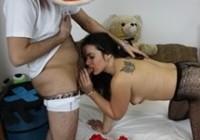 Petite ebony lesbian porn